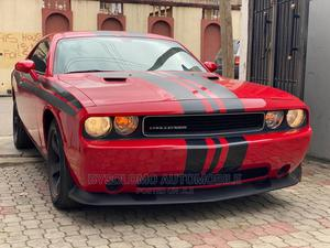 Dodge Challenger 2014 Red | Cars for sale in Lagos State, Ikeja