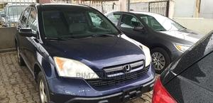 Honda CR-V 2008 2.4 EX Automatic Blue | Cars for sale in Lagos State, Isolo