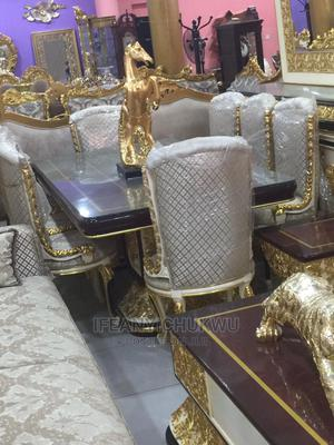 Supar Executive Turkey Dining Table by 6   Furniture for sale in Lagos State, Ibeju