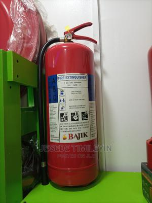 9kg Dcp Fire Extinguisher | Safetywear & Equipment for sale in Lagos State, Ikeja