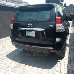 Toyota Land Cruiser Prado 2013 Black | Cars for sale in Rivers State, Port-Harcourt