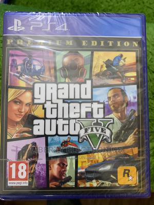 Ps4 Gta 5 Cd | Video Games for sale in Ondo State, Akure