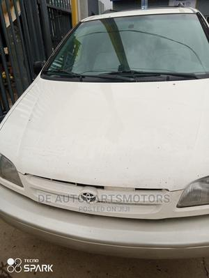 Toyota Sienna 1999 White | Cars for sale in Lagos State, Maryland
