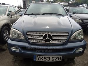 Mercedes-Benz M Class 2005 ML 350 Blue | Cars for sale in Lagos State, Apapa