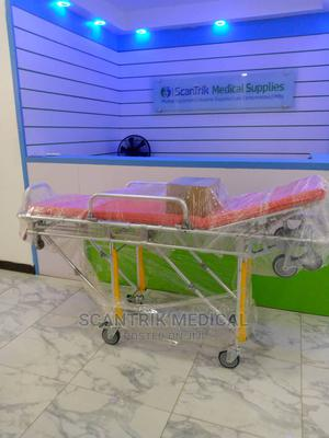 Hospital First Aid Folding Ambulance Stretcher   Medical Supplies & Equipment for sale in Rivers State, Port-Harcourt