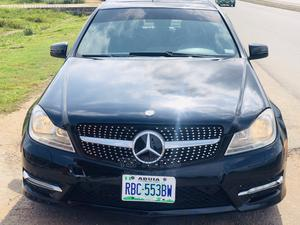 Mercedes-Benz C300 2012 Black | Cars for sale in Abuja (FCT) State, Gwarinpa