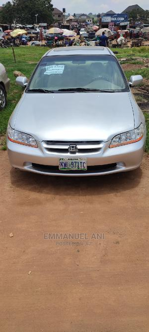 Honda Accord 2000 Coupe Gray   Cars for sale in Abuja (FCT) State, Garki 2