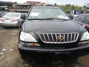 Lexus RX 2002 300 2WD Black | Cars for sale in Lagos State, Apapa