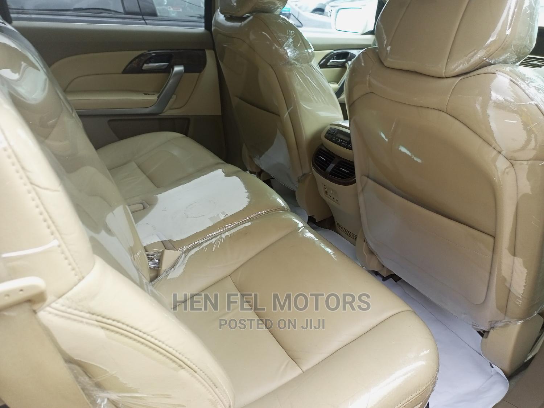Archive: Acura MDX 2011 White