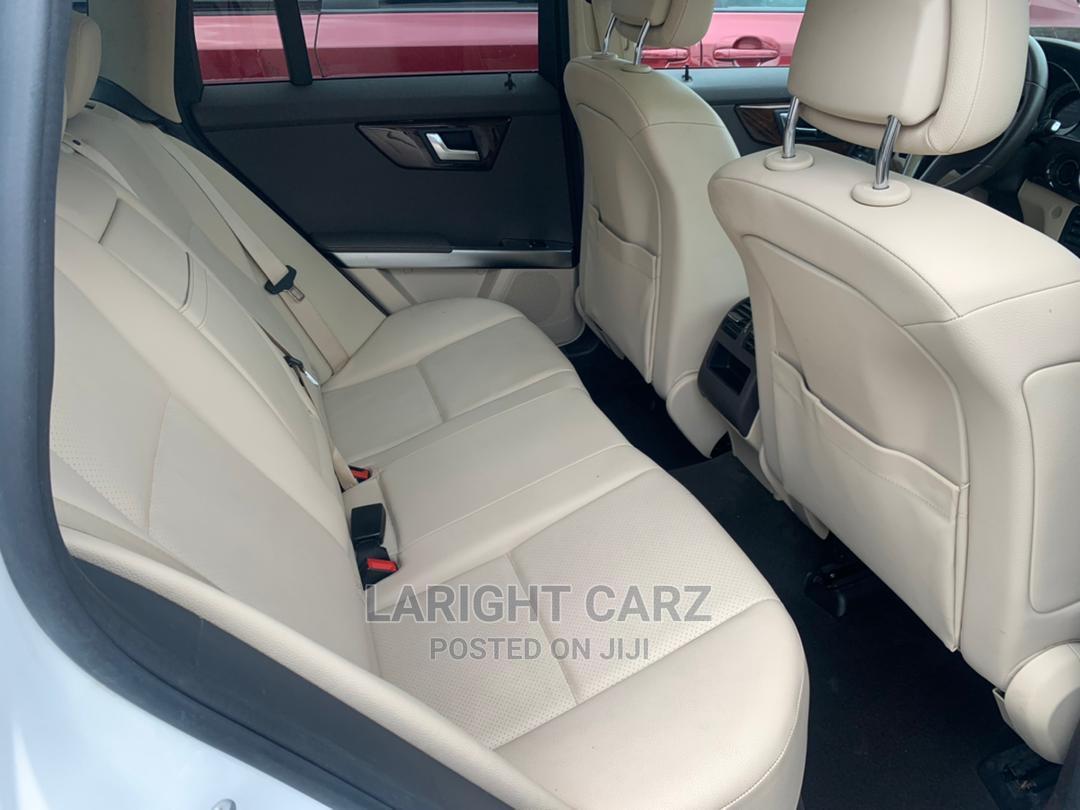 Mercedes-Benz GLK-Class 2015 White   Cars for sale in Ikeja, Lagos State, Nigeria