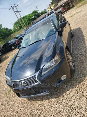 Lexus GS 2012 350 Black   Cars for sale in Abuja (FCT) State, Gudu