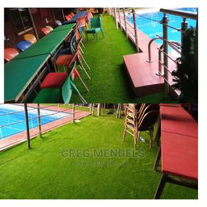 Landscaping Artificial Grass for SALE   Garden for sale in Lagos State, Ikeja