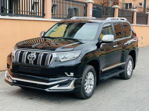 New Toyota Land Cruiser Prado 2019 Black | Cars for sale in Lagos State, Ogba