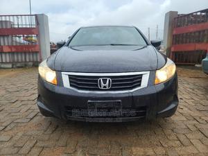 Honda Accord 2008 2.0 Comfort Black | Cars for sale in Oyo State, Ibadan