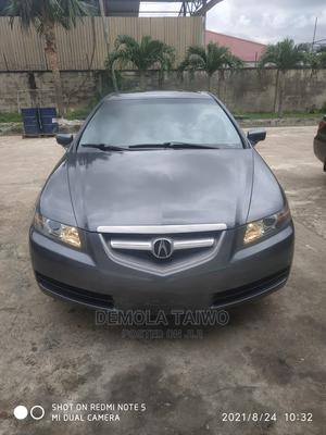 Acura TL 2006 Automatic Gray | Cars for sale in Lagos State, Gbagada