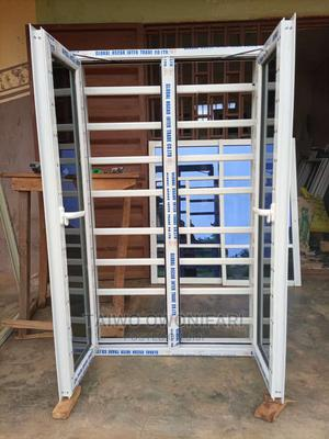 Casement Window With Burglary. And Mosquito Net | Windows for sale in Lagos State, Surulere