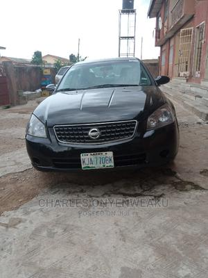 Nissan Altima 2005 2.5 Black | Cars for sale in Oyo State, Ibadan