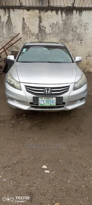 Honda Accord 2011 Silver | Cars for sale in Lagos State, Ajah
