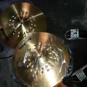 Yamaha /Premier Cymbal and Hi-Hat Plate | Musical Instruments & Gear for sale in Lagos State, Ojo