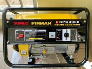 Sumec Firman SPG3000 Petrol Generator | Electrical Equipment for sale in Lagos State, Ajah