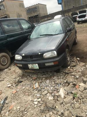 Volkswagen Golf 1999 2.0 Black   Cars for sale in Lagos State, Surulere