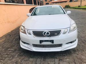 Lexus GS 2008 350 White | Cars for sale in Lagos State, Ojodu