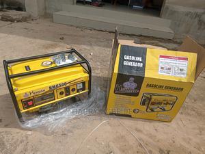 Heman Generator 3.5kva Manual Low Fuel Consumption   Home Appliances for sale in Lagos State, Ikeja