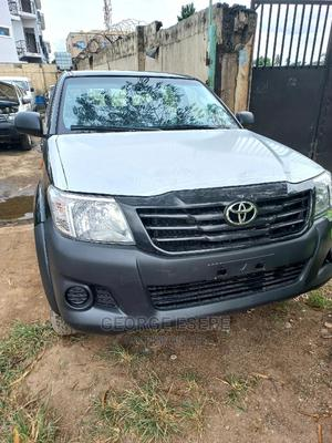 Toyota Hilux 2015 Black | Cars for sale in Lagos State, Maryland