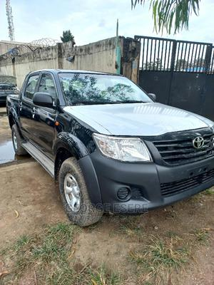 Toyota Hilux 2015 Black   Cars for sale in Lagos State, Maryland