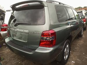 Toyota Highlander 2007 Limited V6 4x4 Green | Cars for sale in Lagos State, Apapa