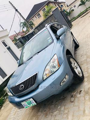 Lexus RX 2005 330 Blue | Cars for sale in Lagos State, Ajah