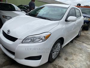 Toyota Matrix 2009 White | Cars for sale in Lagos State, Ifako-Ijaiye