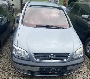 Opel Zafira 2001 Blue | Cars for sale in Lagos State, Ogba