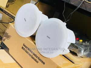 2 in 1 Lucky Tone Wifi Ceiling Speakers   Audio & Music Equipment for sale in Lagos State, Ojo