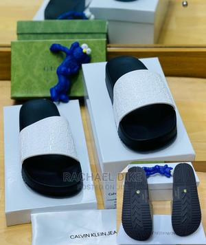 Quality Men's Slides   Shoes for sale in Abuja (FCT) State, Guzape District