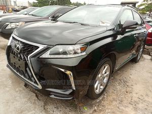 Lexus RX 2012 350 FWD Black | Cars for sale in Lagos State, Apapa