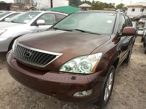 Lexus RX 2009 350 4x4 Brown | Cars for sale in Lagos State, Apapa