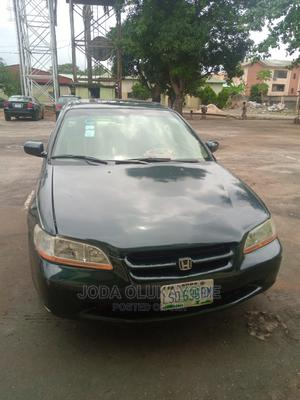 Honda Accord 2002 LX Automatic Green   Cars for sale in Lagos State, Agege