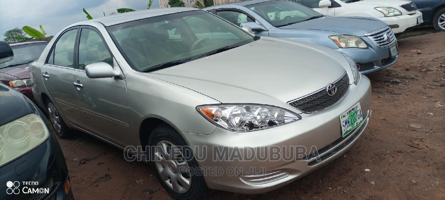 Toyota Camry 2004 Silver | Cars for sale in Owerri, Imo State, Nigeria