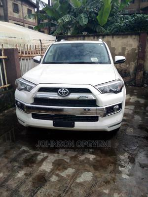 Toyota 4-Runner 2018 Limited 4x4 White   Cars for sale in Lagos State, Abule Egba