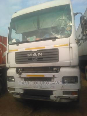 MAN TGA Truck Head White Colour | Trucks & Trailers for sale in Lagos State, Amuwo-Odofin