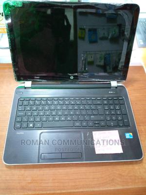 Laptop HP Pavilion 15 4GB Intel Core I3 HDD 500GB   Laptops & Computers for sale in Akwa Ibom State, Uyo