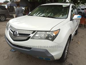 Acura MDX 2009 SUV 4dr AWD (3.7 6cyl 5A) Off White | Cars for sale in Lagos State, Apapa