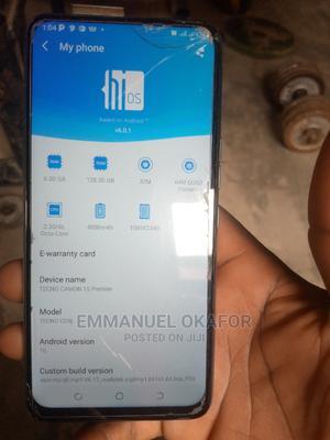 Tecno Camon 15 Premier 128 GB White | Mobile Phones for sale in Lagos State, Ojodu