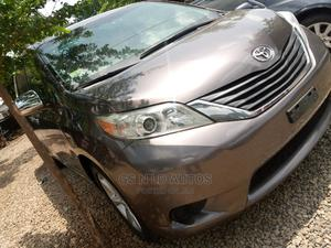 Toyota Sienna 2012 Gray | Cars for sale in Abuja (FCT) State, Gwarinpa