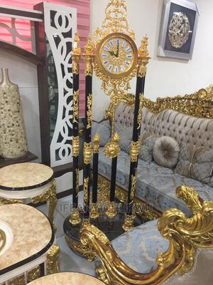 Imported Standing Clock With Metal Body | Home Accessories for sale in Rivers State, Bonny