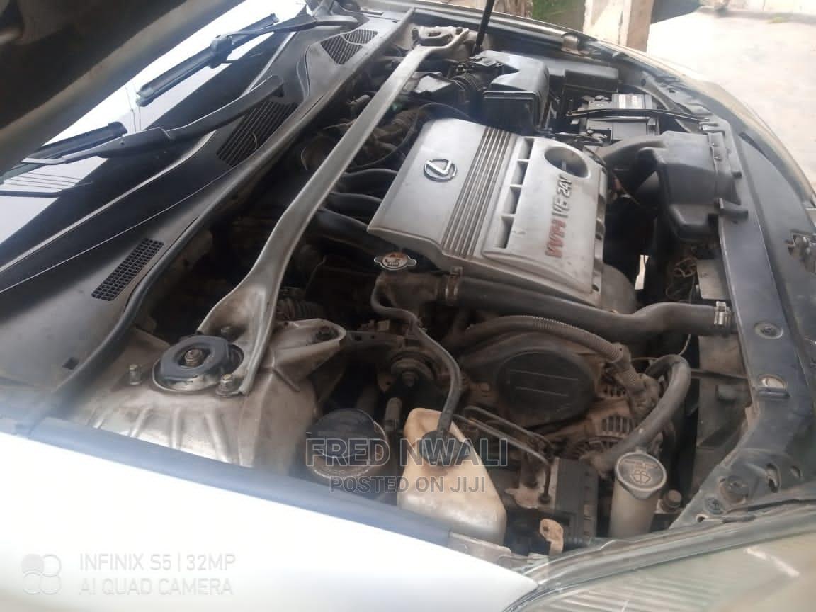 Archive: Lexus ES 2002 300 Silver