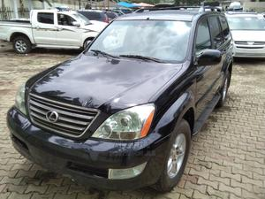 Lexus GX 2007 470 Black   Cars for sale in Lagos State, Ikeja