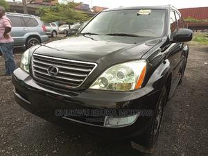 Lexus GX 2008 470 Black | Cars for sale in Lagos State, Apapa
