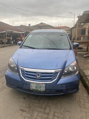 Honda Odyssey 2008 EX-L Blue | Cars for sale in Lagos State, Shomolu